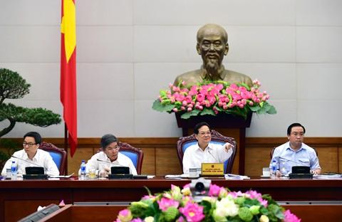 Premierminister fordert stärkere Verwaltungsreform im Umweltbereich - ảnh 1