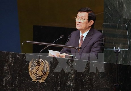 Vietnam bekräftigt die Außenpolitik für Frieden, Zusammenarbeit und Entwicklung - ảnh 1