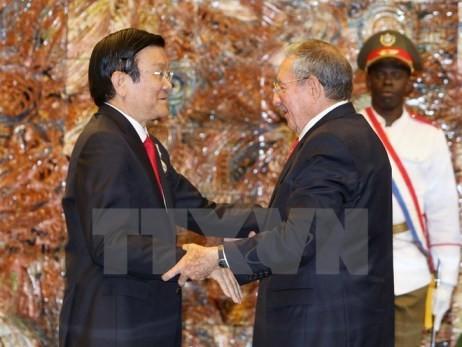 Vietnam bekräftigt die Außenpolitik für Frieden, Zusammenarbeit und Entwicklung - ảnh 2