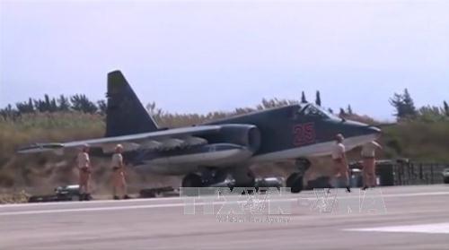 Russland bekräftigt erneut, keine Bodentruppen in Syrien einzusetzen - ảnh 1
