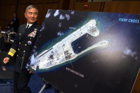 Die USA werden Patrouillen nahe den von China illegal ausgebauten Inseln im Ostmeer durchführen - ảnh 1