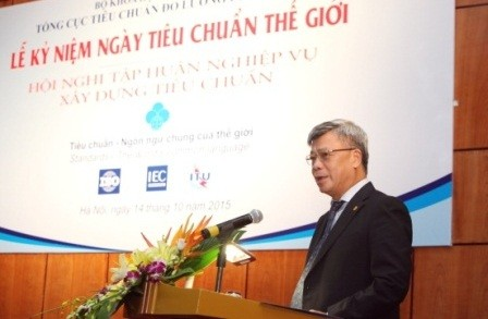 Vietnam feiert den Weltnormentag - ảnh 1