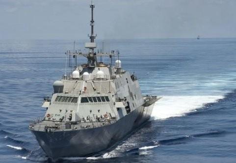 Die USA kündigen die Entsendung von Marineschiffen ins Ostmeer an - ảnh 1