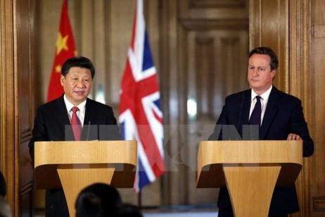 China hofft, dass Großbritannien weiter ein wichtiges Mitglied der EU sein wird - ảnh 1