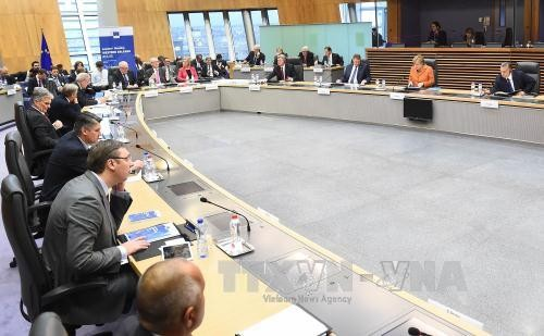 EU verabschiedet Plan zur Lösung der Flüchtlingskrise - ảnh 1