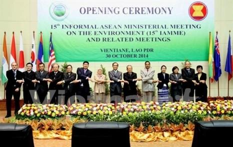 13. ASEAN-Umweltministerkonferenz - ảnh 1