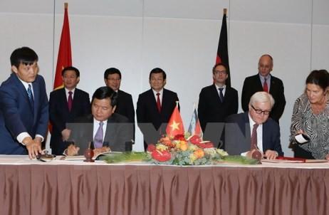 Vietnam will die strategische Partnerschaft mit Deutschland vertiefen - ảnh 1