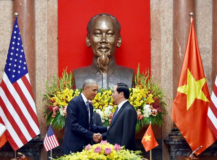 Notwendiger Schritt zur vollständigen Normalisierung der vietnamesisch-US-amerikanischen Beziehungen - ảnh 1