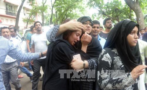 Bangladesch ordnet eine zweitägige Staatstrauer an - ảnh 1