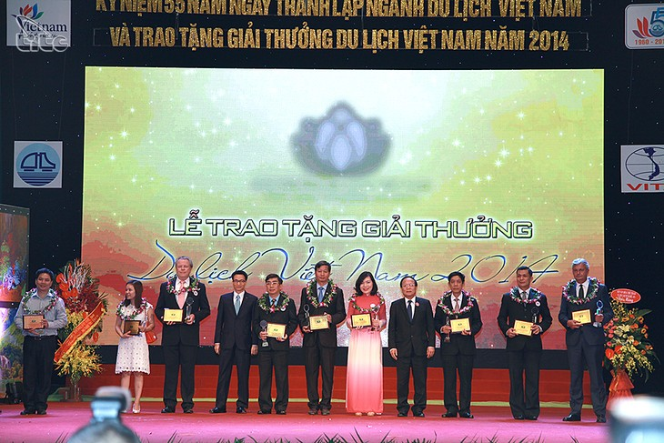 Ehrung der führenden Reisefirmen Vietnams - ảnh 1