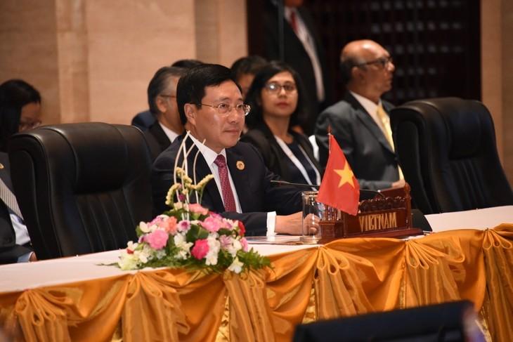 Effektive Zusammenarbeit bei ASEAN+1 - ảnh 1