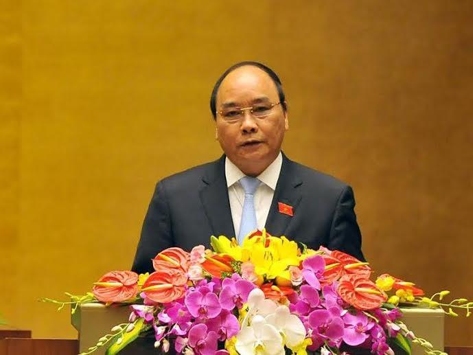 Politbüromitglied Nguyen Xuan Phuc wird als Kandidat für den Premierminister vorgestellt - ảnh 1