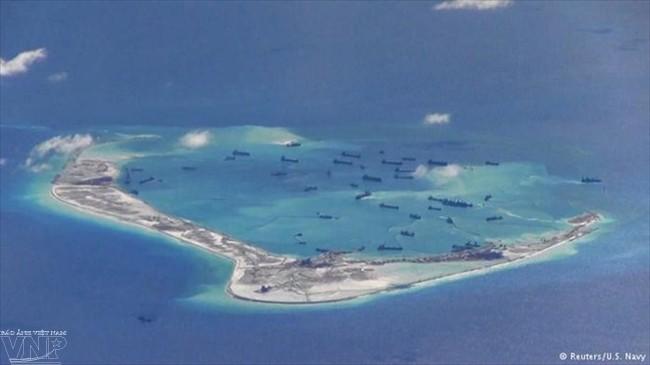 Japanische Medien rufen China zum Respekt vor internationalen Gesetzen auf - ảnh 1