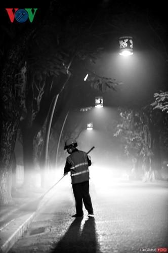 Die Schönheit der Kaiserstadt Hue in der Nacht - ảnh 12