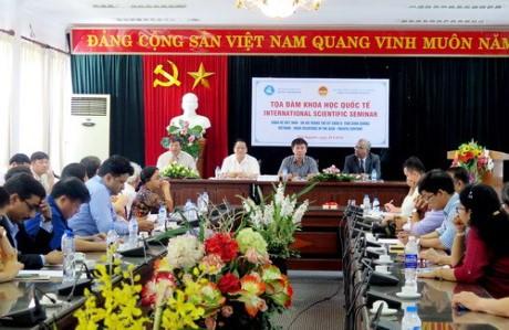 """Seminar """"Vietnam-Indien-Beziehung im Jahrhundert von Asien-Pazifik"""" - ảnh 1"""
