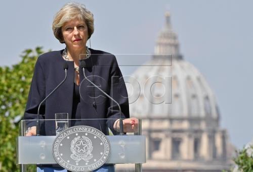 Britische Regierung akzeptiert kein zweites Brexit-Votum - ảnh 1