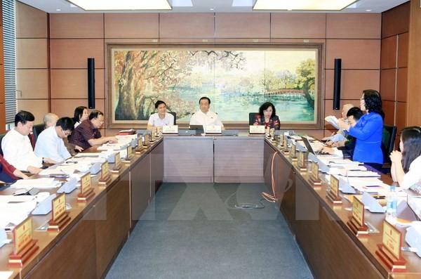 Abgeordnete diskutieren den Gesetzesentwurf zur Änderung und Ergänzung des Strafgesetzbuches - ảnh 1