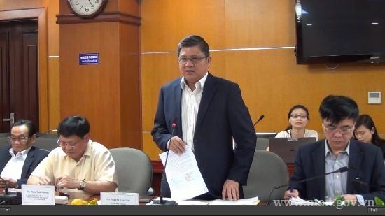 Sitzung des Wirtschaftsausschusses des Parlaments - ảnh 1