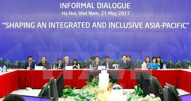 APEC 2017: Dialog über den Aufbau einer integrierten und inklusiven Asien-Pazifik-Region - ảnh 1