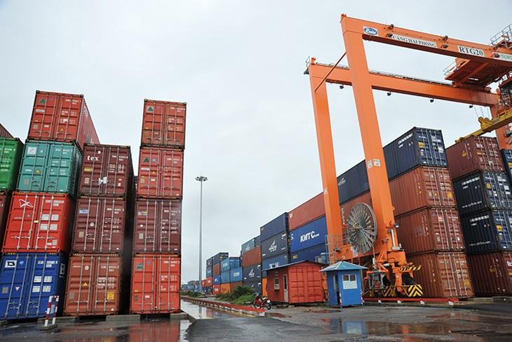 Entwicklung der Logistikdienstleistungen in Vietnam - ảnh 1