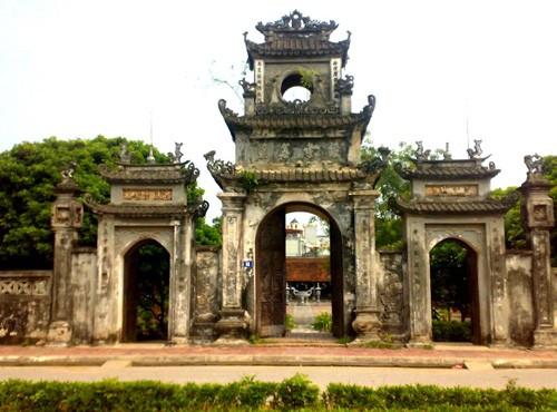 Entdeckung der Schönheit von Pho Hien - ảnh 1