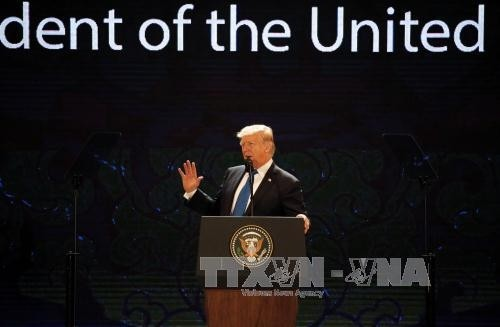 Vietnam und die USA sind gerade auf dem Weg einer guten Zusammenarbeit - ảnh 1