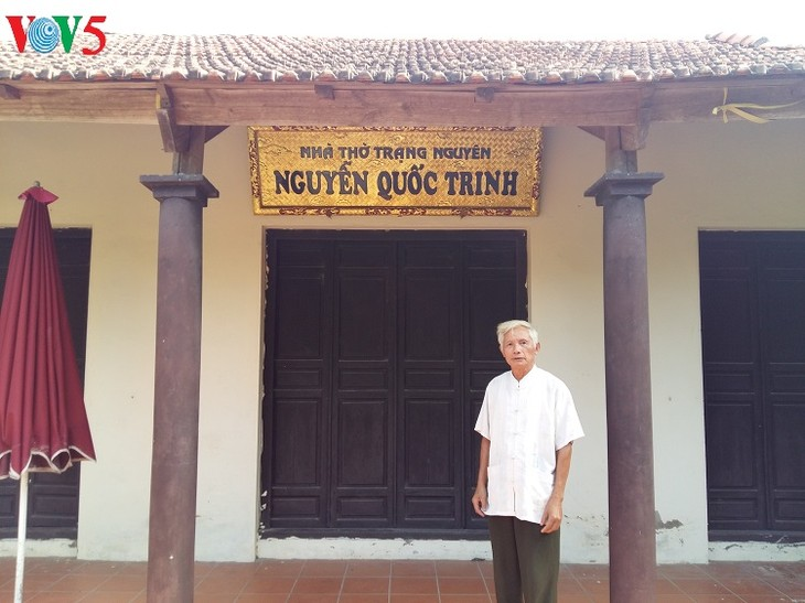 Nguyet Ang ist stolz auf Lernbegierde seiner Einwohner - ảnh 1