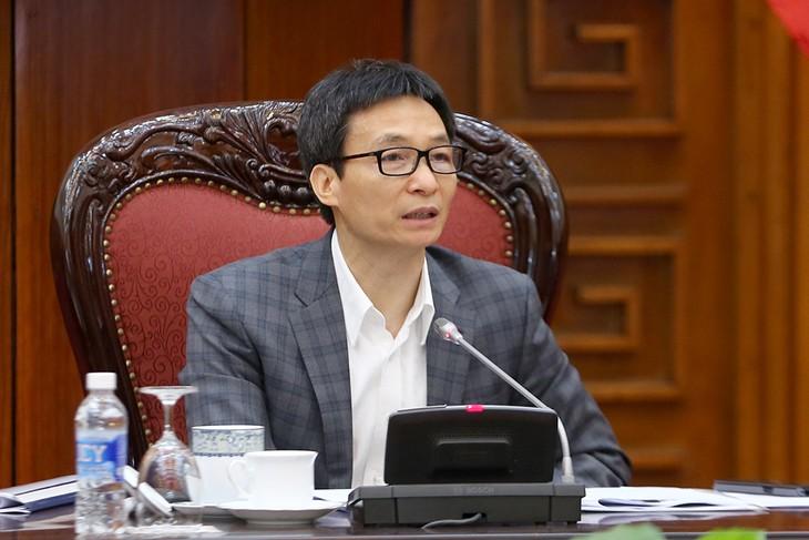 Ministerien und Branchen verstärken weiterhin die Anwendung von Informationstechnologien - ảnh 1