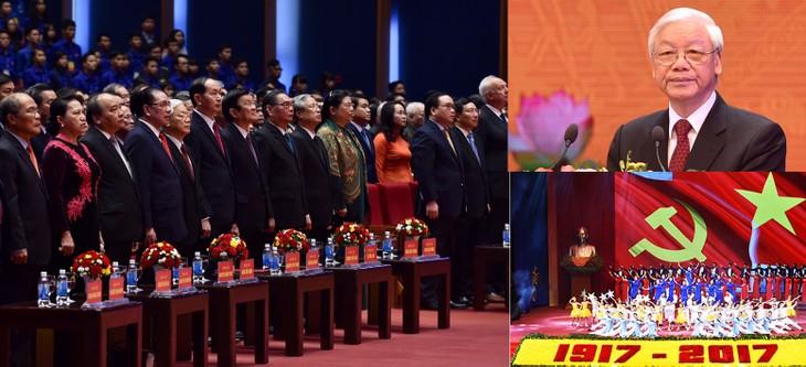 Die zehn herausragendsten Ereignisse in Vietnam im Jahr 2017 - ảnh 6