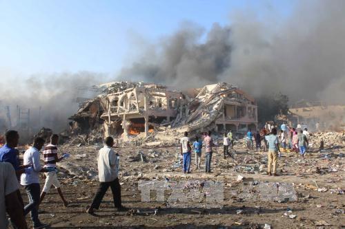US-Armee tötet 17 Al-Shabaab-Kämpfer in Somalia - ảnh 1