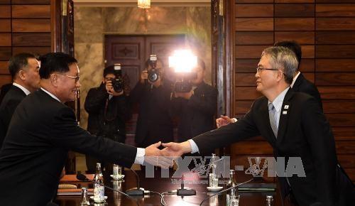 Nordkorea will militärische Konfrontation durch Gespräche beenden - ảnh 1