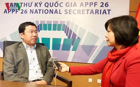 APPF fördert die Zusammenarbeit und die Entwicklung in der Asien-Pazifik-Region - ảnh 1