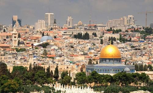 EU protestiert gegen Standpunkt der USA zu Jerusalem - ảnh 1