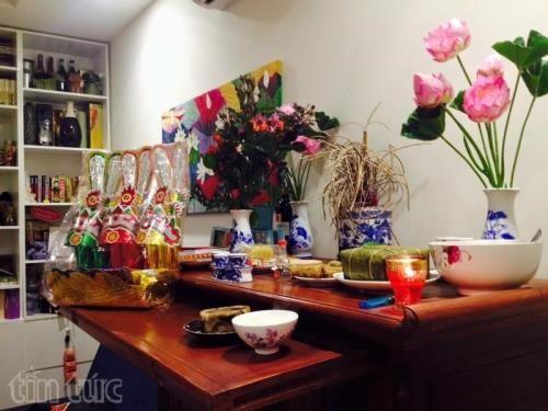 Das Ritual, den Heiligen der Küche auf ihrem Weg in den Himmel zu helfen - ảnh 1