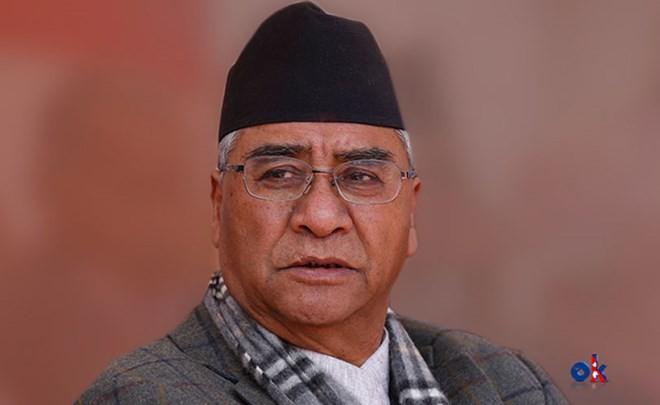 Nepalesischer Premierminister vereidigt - ảnh 1