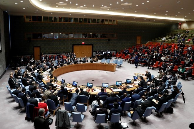 UN-Sicherheitsrat verabschiedet Resolution zu Waffenruhe in Syrien - ảnh 1