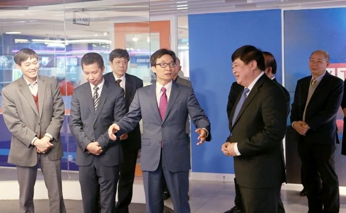 Vize-Premierminister Vu Duc Dam: Die Stimme Vietnams soll weiterhin ihre Stärke entfalten - ảnh 1