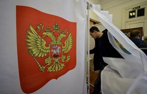 Präsidentschaftswahlen in Russland: Wahllokale in Moskau öffnen - ảnh 1