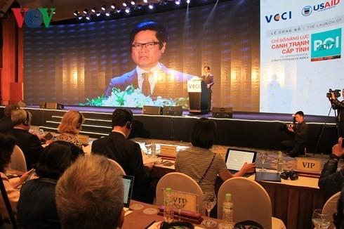 Provinz Quang Ninh führt erstmals die Rangliste des lokalen Wettbewerbsfähigkeitsindexes an - ảnh 1