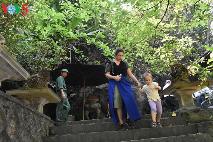 Besuche an den historischen Orten in Truong Son - ảnh 1