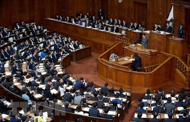 Japans Unterhaus bestätigt CPTPP - ảnh 1