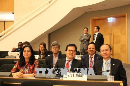 Weltgesundheitsversammlung: Vietnam verstärkt internationale Zusammenarbeit im Gesundheitswesen - ảnh 1