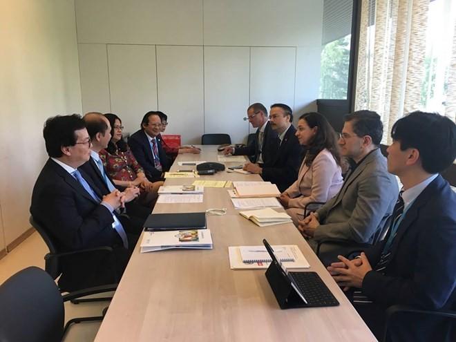 WHO: Vietnam liegt bei globaler Strategie zum Stopp der Tuberkulose - ảnh 1