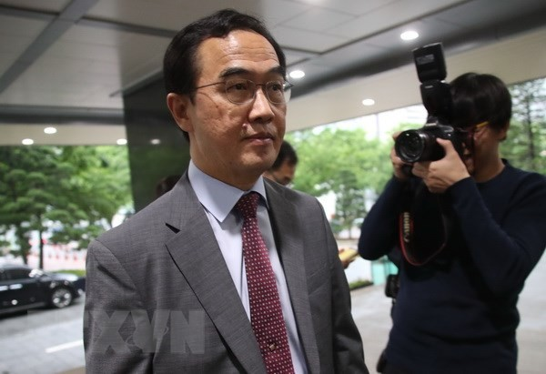 Yonhap und das Vereinigungsministerium Südkoreas veranstaltet Seminar über Korea-Halbinsel - ảnh 1