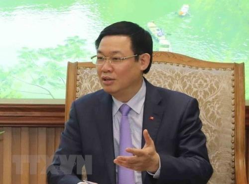 Vize-Premierminister Vuong Dinh Hue wird die USA, Brasilien und Chile besuchen - ảnh 1