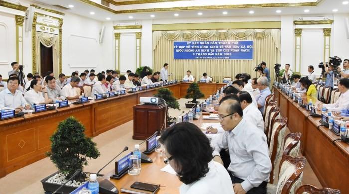 Ho Chi Minh Stadt leitet Schritte zur Förderung des industriellen Wachstums ein - ảnh 1