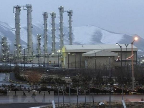 China unterstützt Fünf-Punkte-Plan für die Atomfrage des Iran - ảnh 1