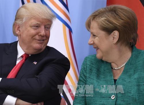 Die USA bekräftigen die guten Beziehungen zu Deutschland - ảnh 1
