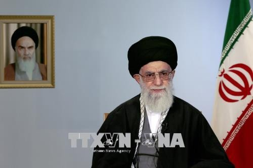 Religionsführer Ali Khamenei gegen Verhandlungen mit den USA - ảnh 1