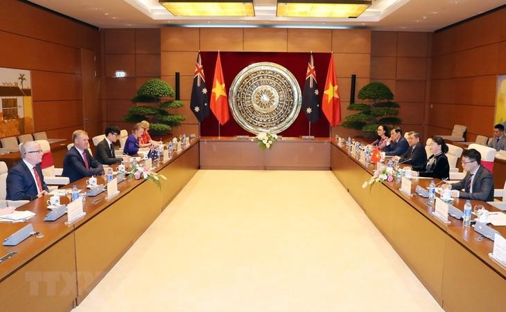Hochrangiges Gespräch zwischen Vietnam und Australien - ảnh 1